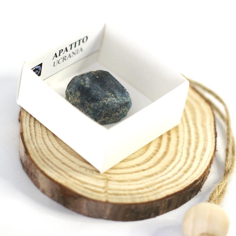 mineral apatito