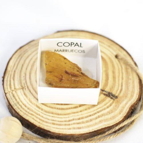 MINERAL COPAL MARRUECOS